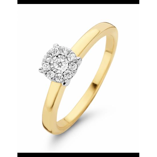 41-R002-0,08 - Ring set 2 bicolor - 102624