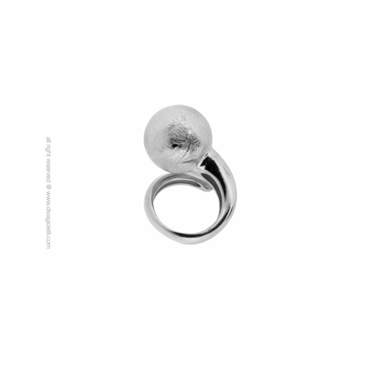 17293ZM - Ring - Luce, rhodium