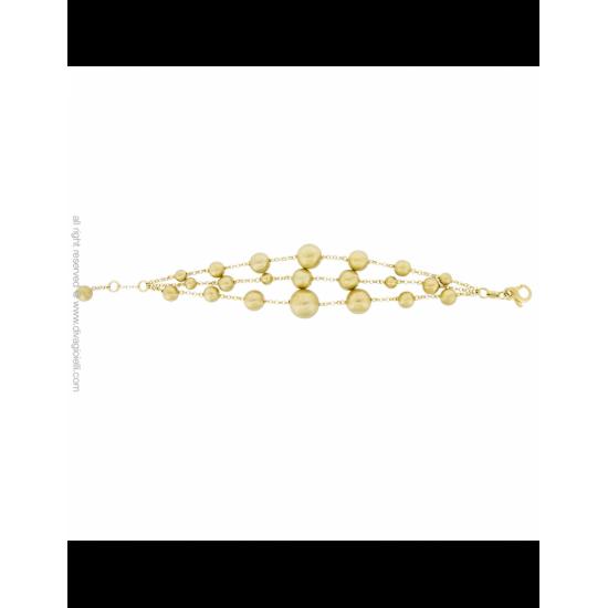 17389GM - Bracelet - Lattea. gold