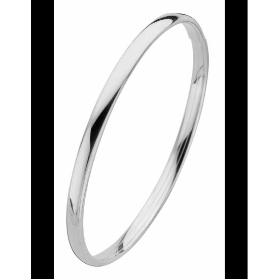 25-DA356105 - Dop 5mm/ovaal/middel/zilver