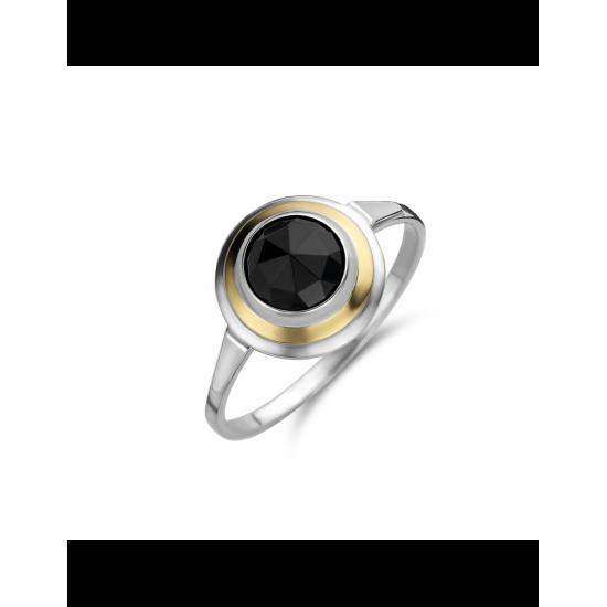 73-R7-Gran - DC Ring AG/AU Granaat steenmaat 7mm